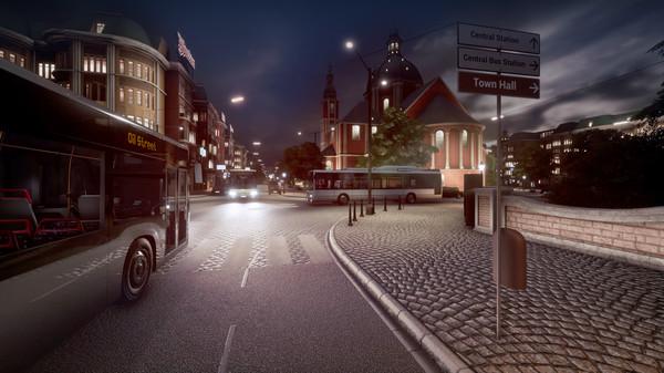 Bus Simulator 18: Erstmals kann sich die Spielfigur frei bewegen