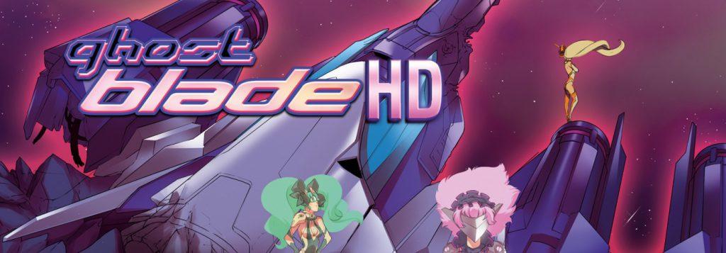 Ghost Blade HD Banner