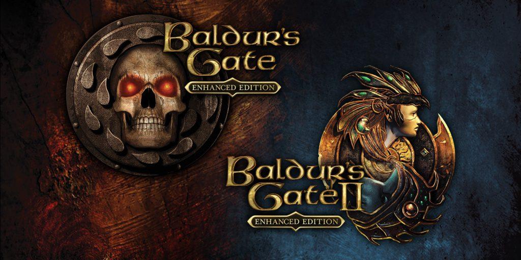 Baldurs Gate und Baldurs Gate 2