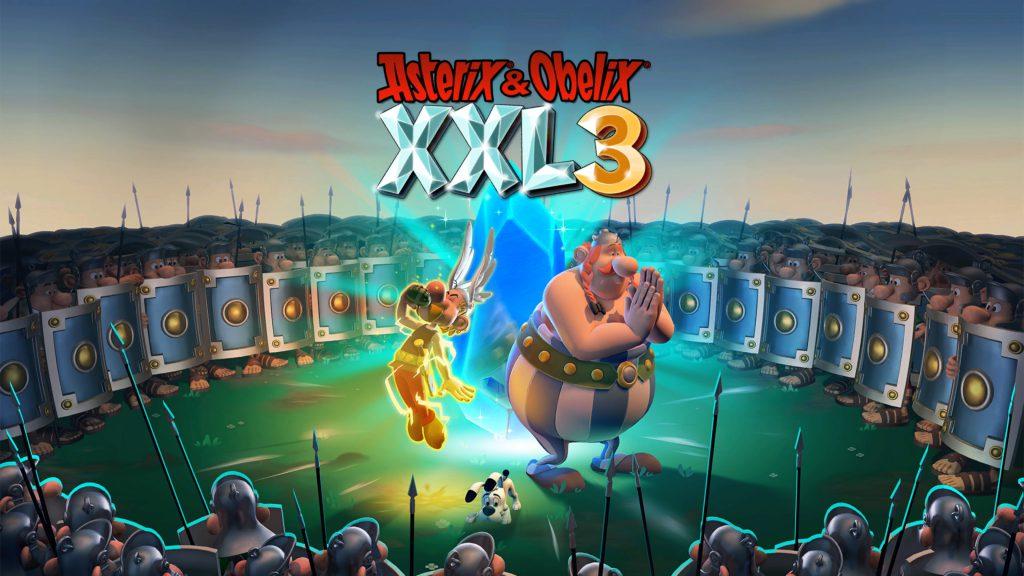 Asterix und Obelix XXL3 - Der Kristall Hinkelstein
