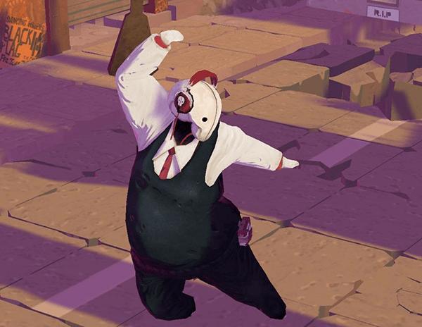 Felix the Reaper Dance Moves