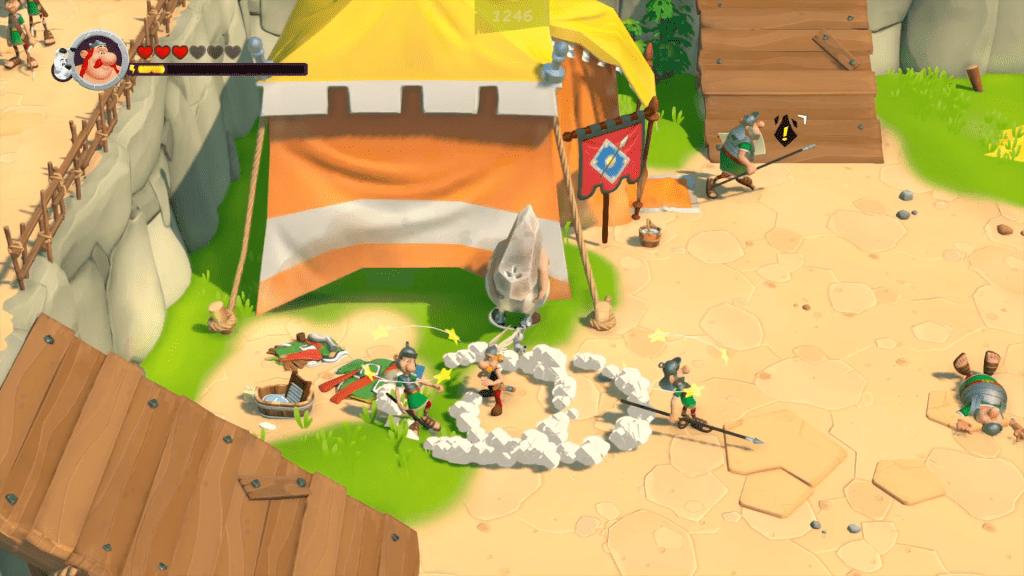 Asterix und Obelix XXL 3 - Der Kristall Hinkelstein 2