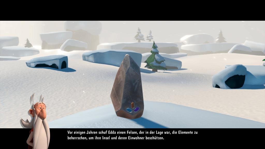 Asterix und Obelix XXL 3 - Der Kristall Hinkelstein screenshot 1