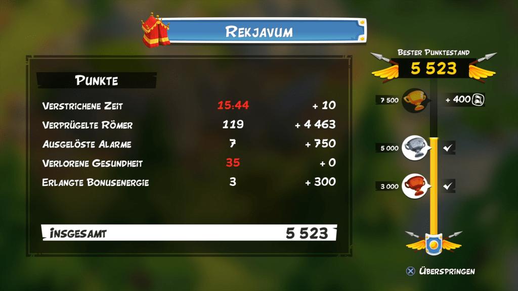 Asterix und Obelix XXL 3 - Der Kristall Hinkelstein 6