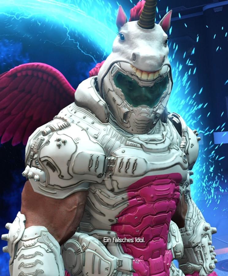 Doom Eternal: Das DOOMEinhorn