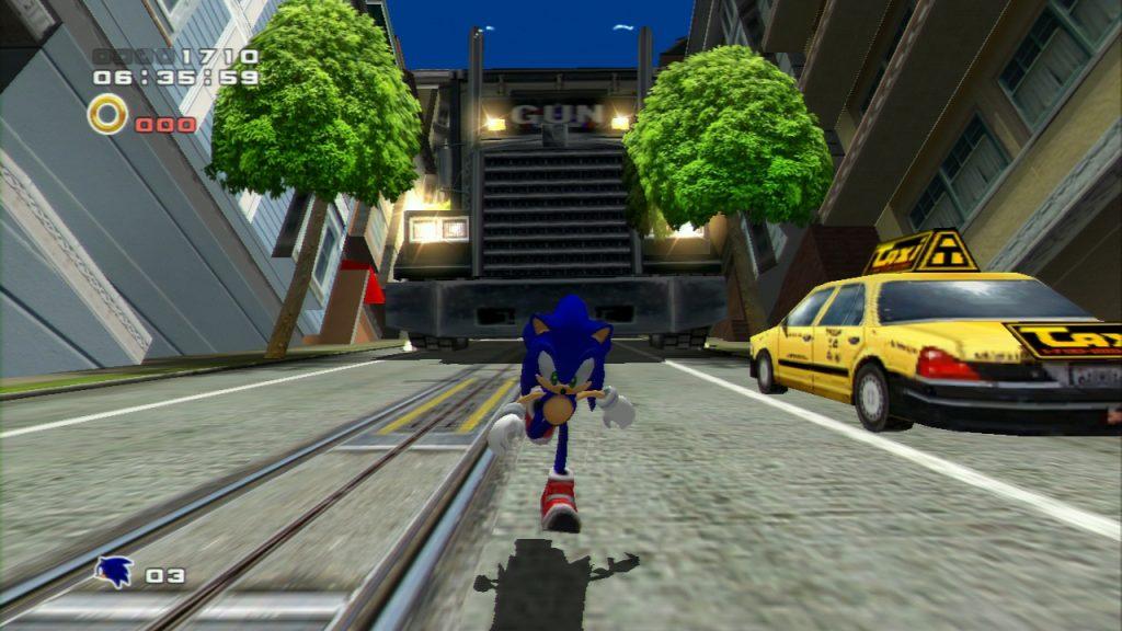 Gotta Go Fast!!!