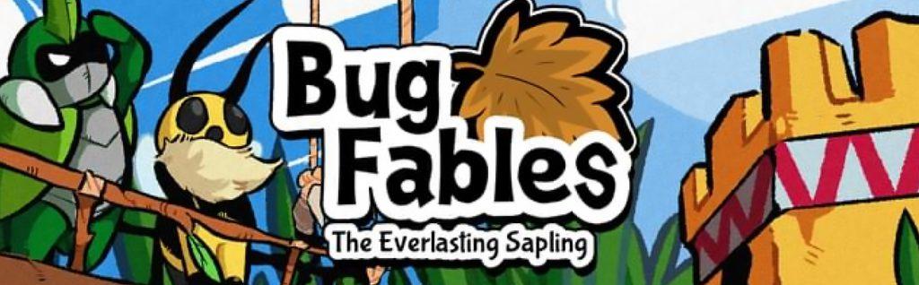 Bug Fables - Erhältlich für den PC. Ab dem 28.Mai 2020 auch für Xbox One, PlayStation 4 & Nintendo Switch