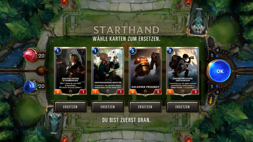 Legends of Runeterra Screenshot 1