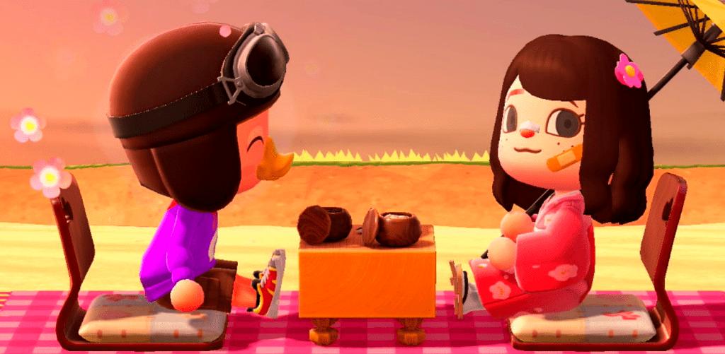 Animal Crossing New Horizons: Der Multiplayer kann schöne Erlebnisse mit sich bringen!