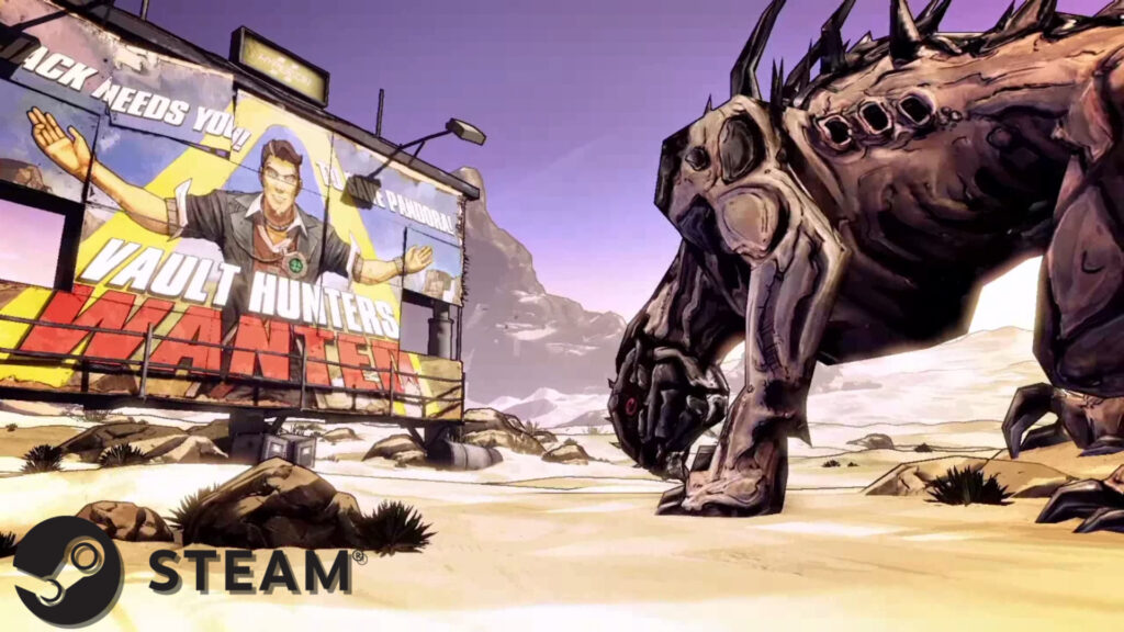 Borderlands: The Handsome Collection - Steam | Intro