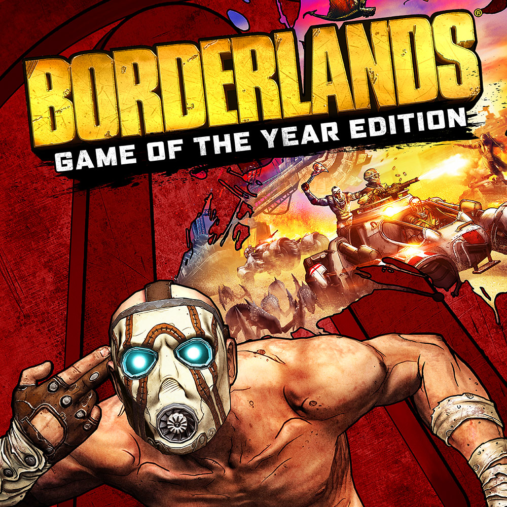 Borderlands Game of the Year Edition für die Nintendo Switch