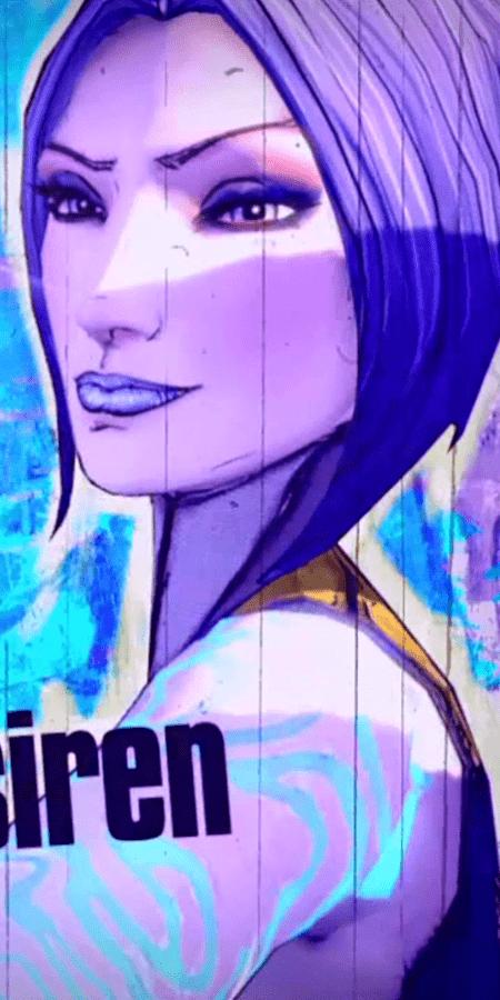 Maya - The Siren