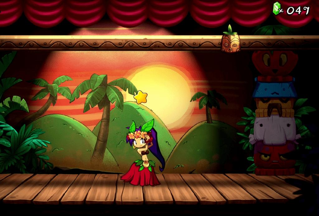 Shantae 5 - Natürlich wird auch wieder das Tanzbein bzw Hüfte geschwungen
