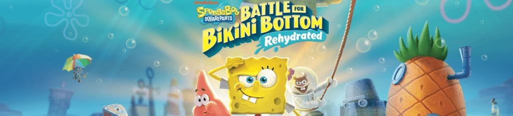 Spongebob Schwammkopf: Battle for Bikini Bottom Rehydrated Mit Spongebob, Patrick und Sandy gegen eine Roboterarmee? Aber sowas von!