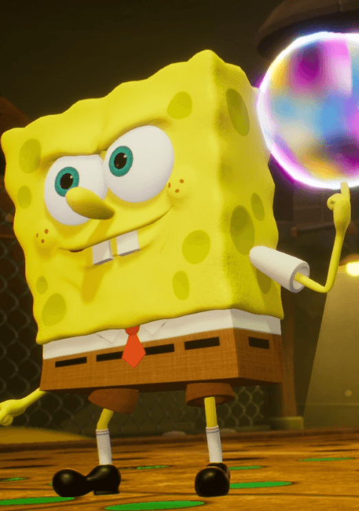 Spongebob Schwammkopf: Battle for Bikini Bottom Rehydrated Bowling Schwamm!