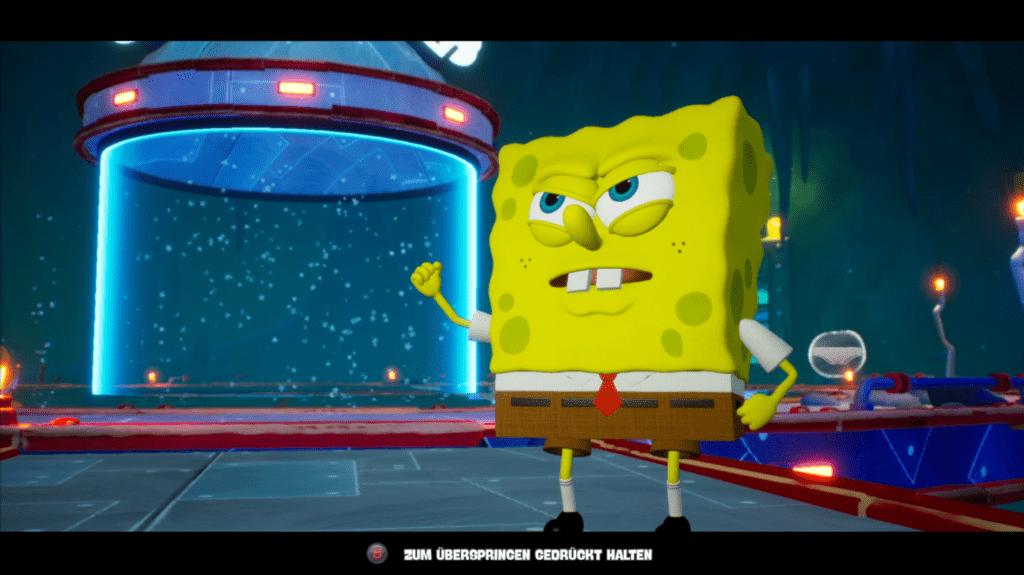 Spongebob in der Heldenhöhle!