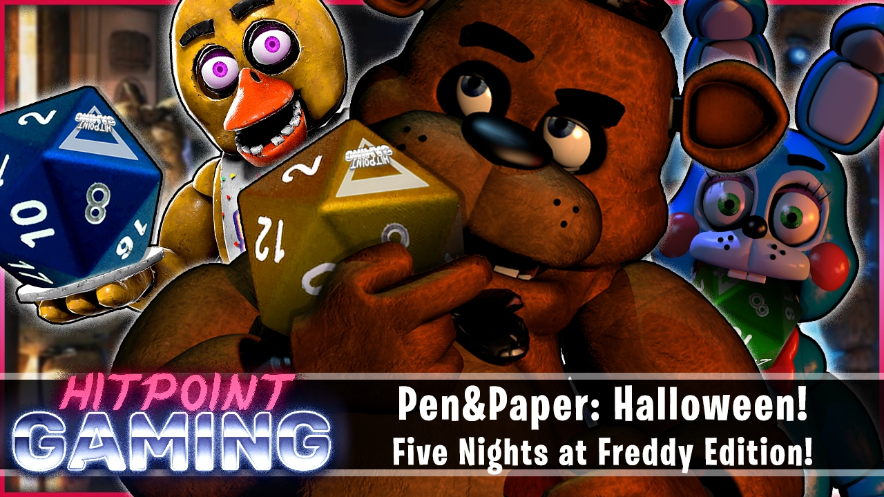 halloween special five nights at freddy  hitpointgaming