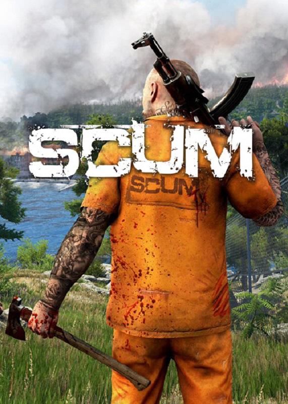 Spielecover vom SCUM