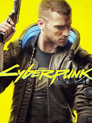 Cyberpunk Spielcover