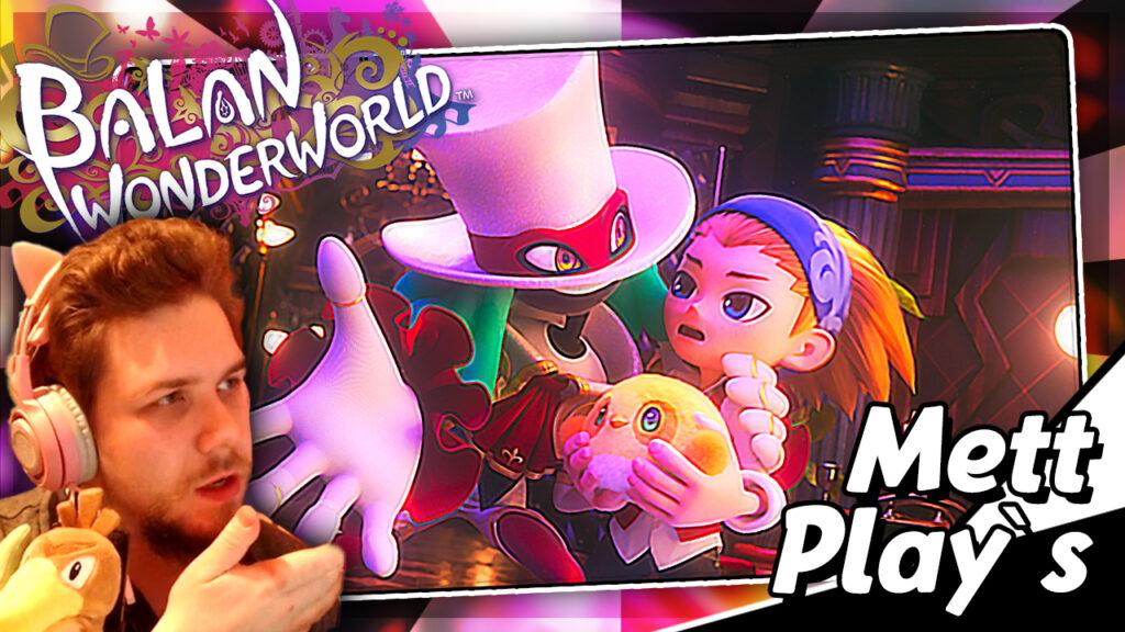 Thumbnail zur kommenden Aufzeichnung zu Balan Wonderworld