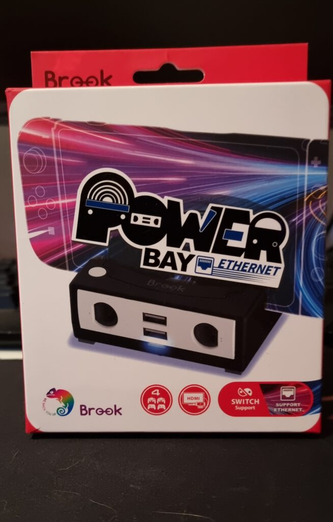 Brook Power Bay Verpackung